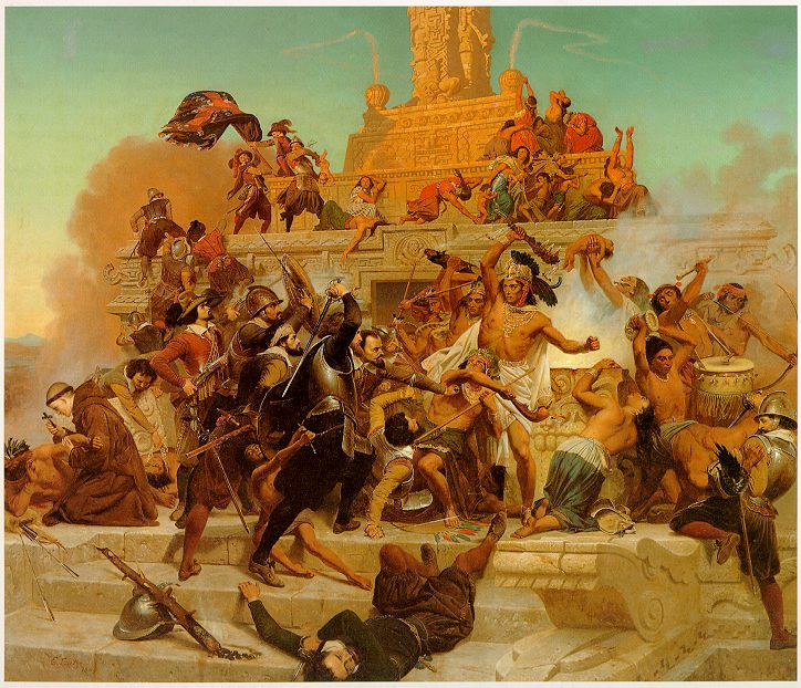 an analysis of aztecs What influence has the travel account had during its own and later times resources sample analysis: true history of cortés that conquered the aztec empire in.